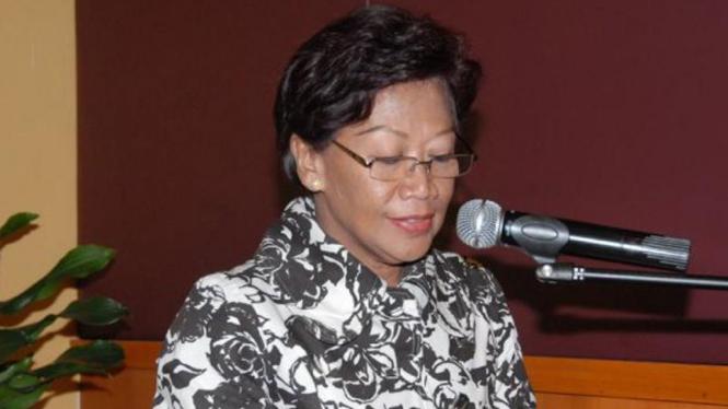 Sekretaris Jenderal DPR Nining Indra Saleh