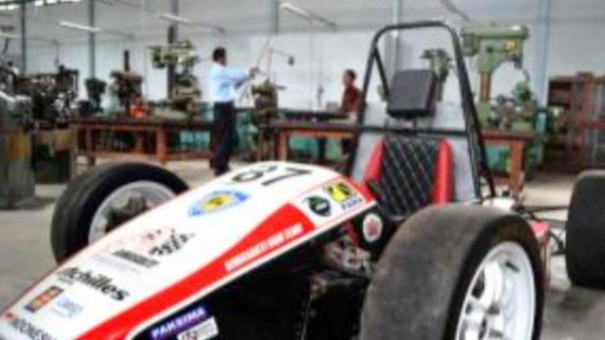 Mobil Bimasakti UGM