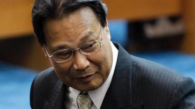 Ketua Mahkamah Agung Filipina Renato Corona