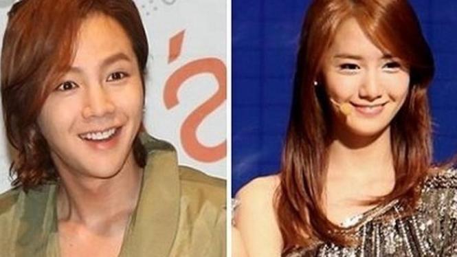 Jang Geun Suk dan Yoona 'SNSD'