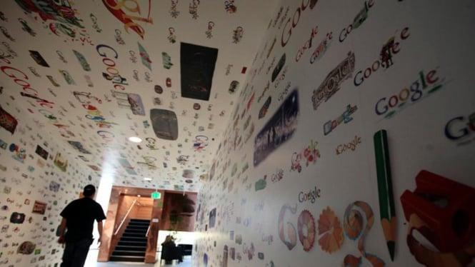 Kampus Google di Los Angeles