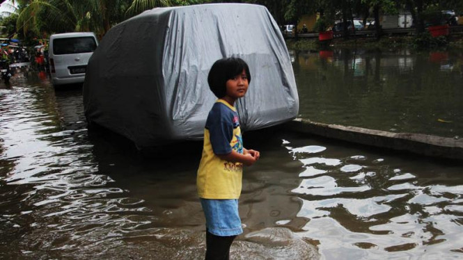 Banjir di Tubagus Angke