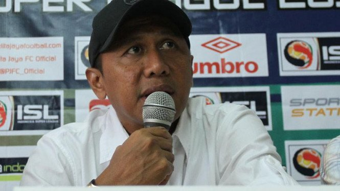 Rahmad Darmawan Resmi Latih Pelita Jaya
