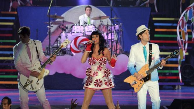 Konser Katy Perry di Sentul