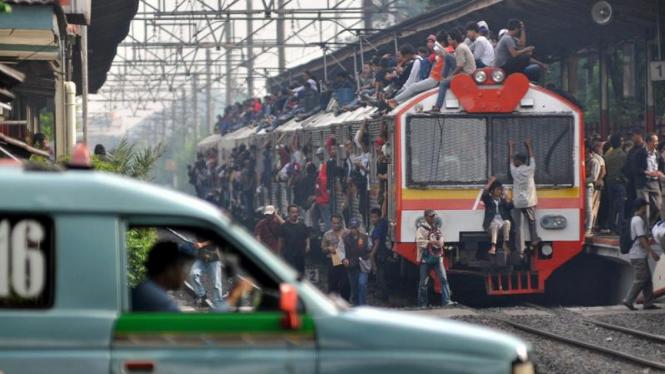 KRL Bogor-Kota