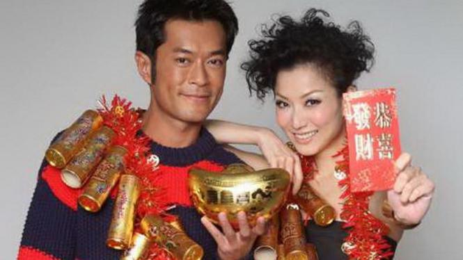Louis Koo dan Sammi Cheng