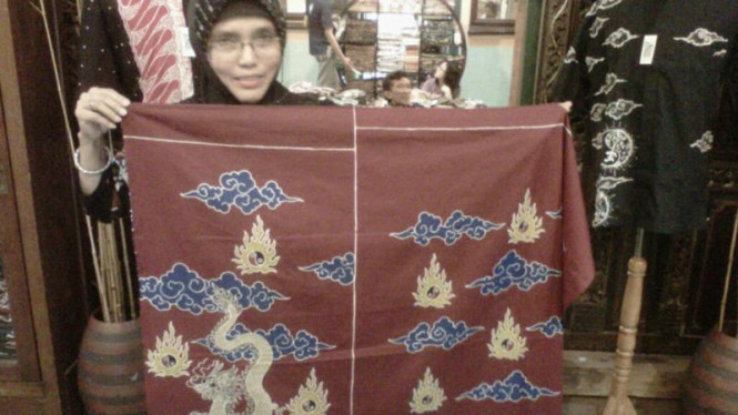 Batik Naga