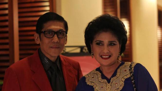 Pangky Suwito.dan Yati Octavia