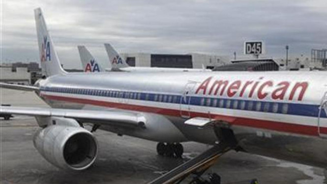 Pesawat American Airlines