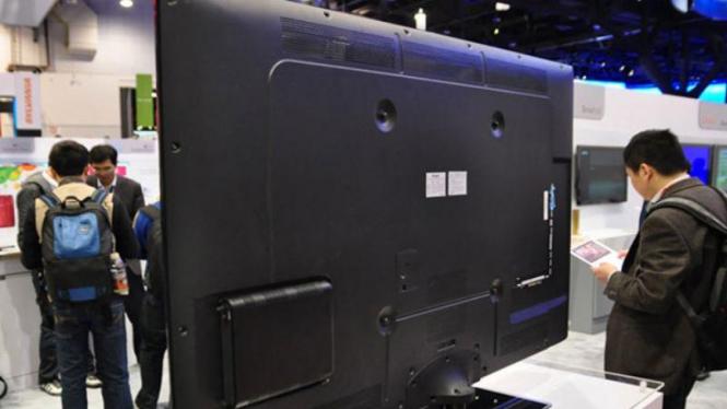 TV Haier 55 inci 3D