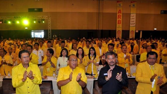 Rapat Koordinasi Teknis Golkar Sulawesi