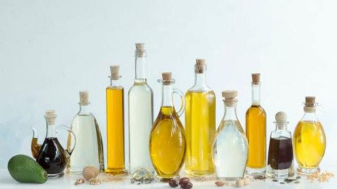 minyak bijian