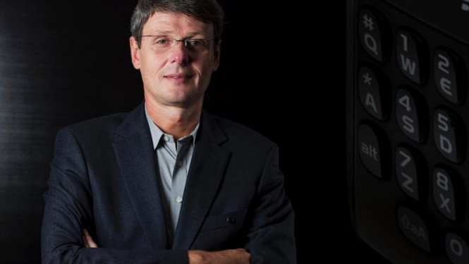CEO baru Research in Motion , Thorsten Heins