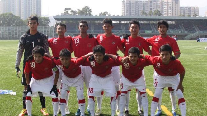 Timnas Indonesia U-17