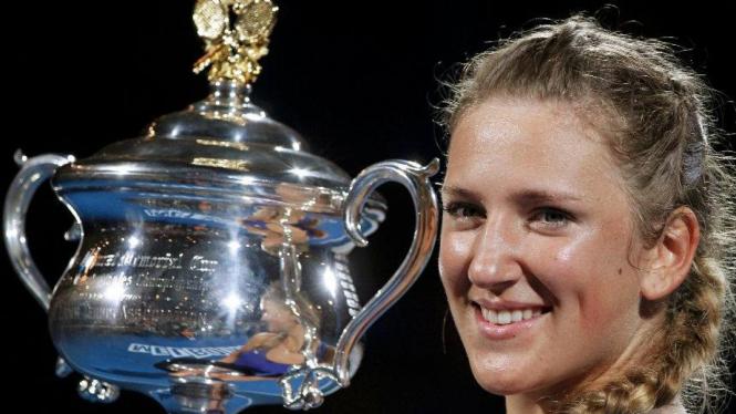 Victoria Azarenka juara Australian Open 2012