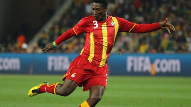 Asamoah Gyan (Ghana)