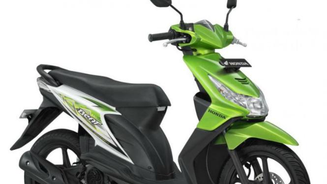 Warna terbaru dari Honda BeAT