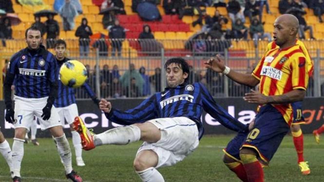 Lecce vs Inter Milan