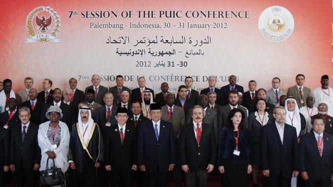 SBY membuka Konferensi ke-7 Tingkat Parlemen OKI
