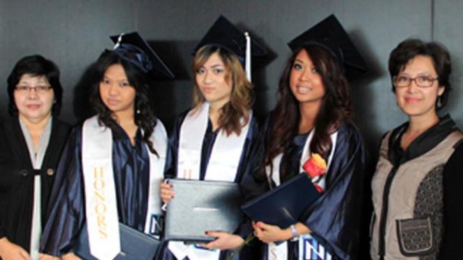 Tiga mahasiswa Indonesia raih gelar kehormatan perhotelan di Swiss
