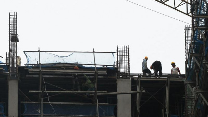Pembangunan Mal di Jakarta