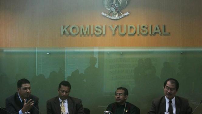 Diskusi Awal tahun Komisi Yudisial