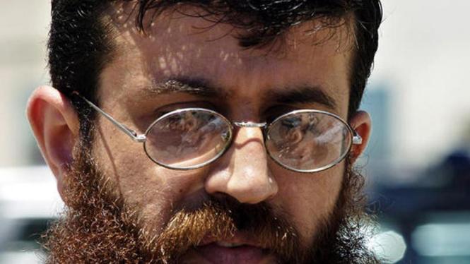 Khader Adnan, pemimpin Jihad Islam di Tepi Barat, Palestina.