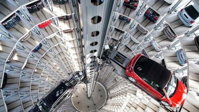 Showroom mobil termewah di dunia