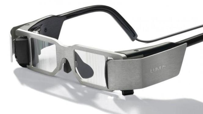 Kacamata Lumus untuk bermain game