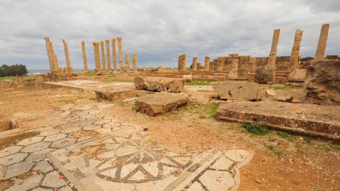 Kota kuno Ptolemais