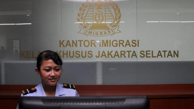 Kantor Imigrasi Kelas I Khusus Jakarta Selatan