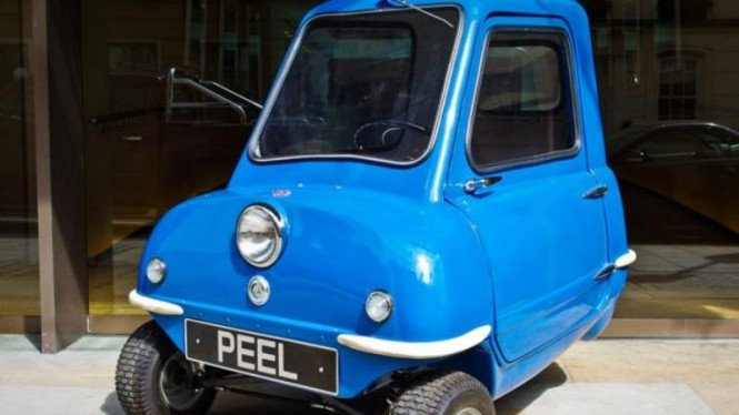 Peel P50.
