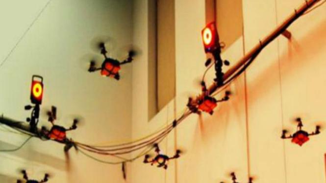 Robot Quadcopter
