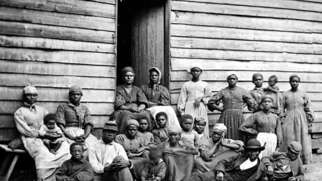 Perbudakan di Amerika Serikat di abad ke 18