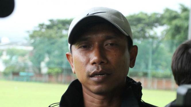 Pelatih anyar Bali United, Widodo C Putro.