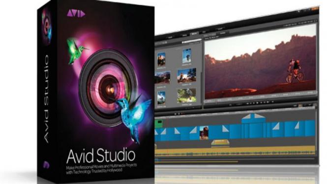 Aplikasi Avid Studio