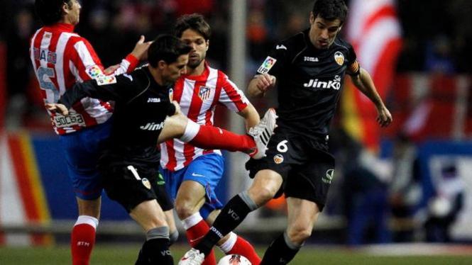 Atletico Madrid vs Valencia