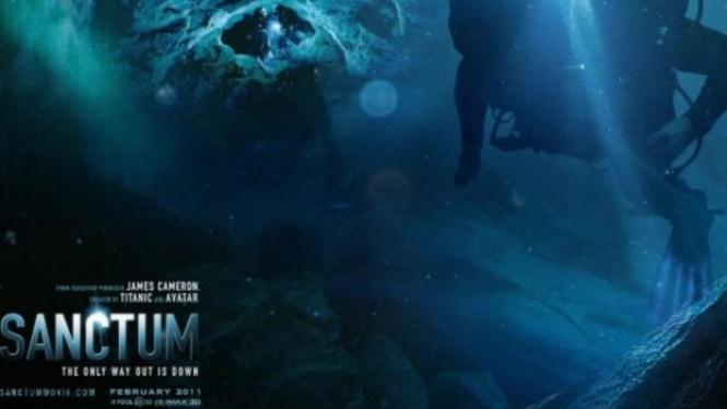 Film Sanctum 3D