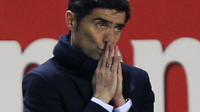 Mantan pelatih Sevilla, Marcelino Garcia