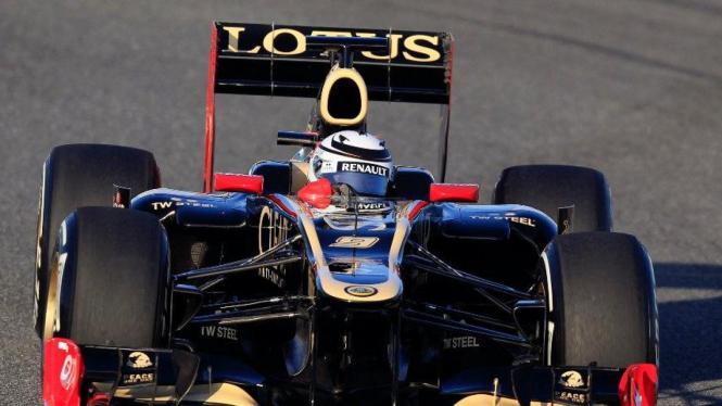 Pembalap Lotus, Kimi Raikkonen