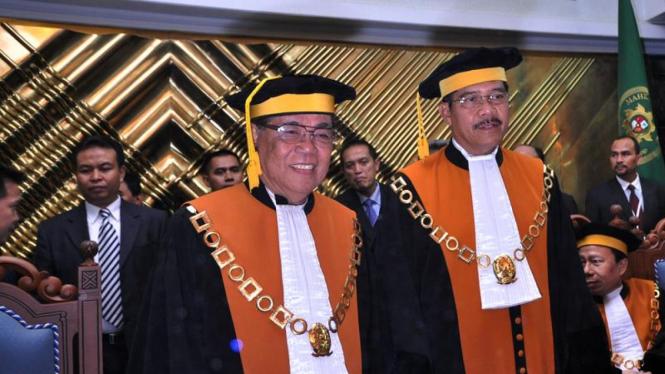 Hatta Ali Ketua Terpilih MA