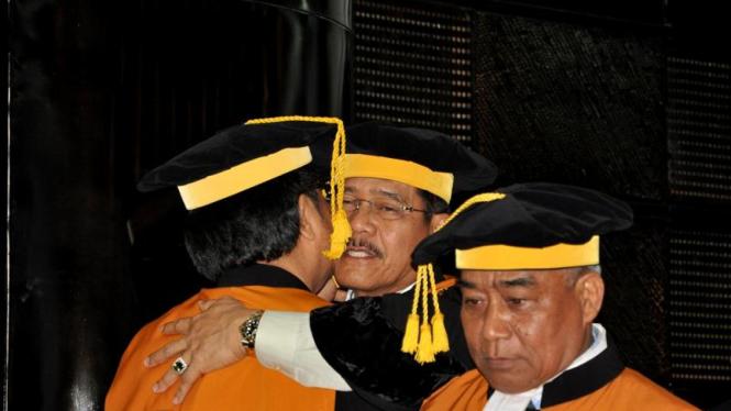 Pemilihan Ketua Mahkamah Agung 2012
