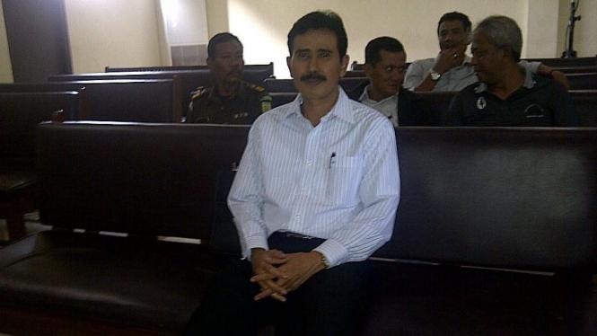 Sekretaris Daerah Kota Semarang Ahmad Zaenuri