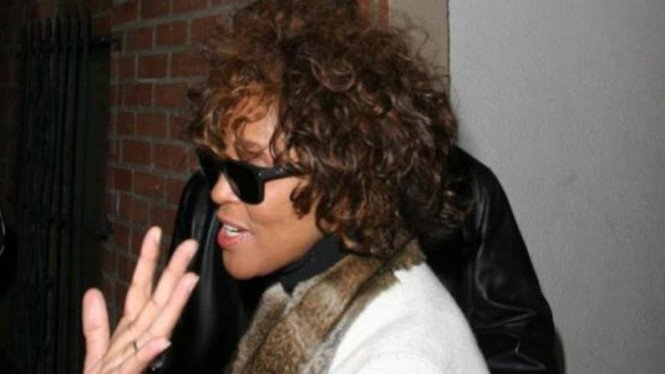Whitney Houston bangkrut