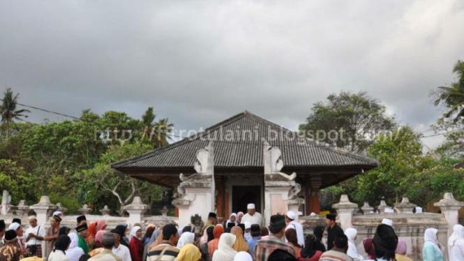 Wisata religi di Bali