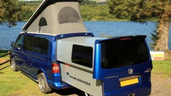 VW T5 DoubleBack