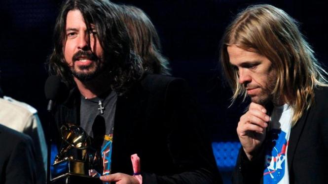 Foo Fighters Grammy Awards