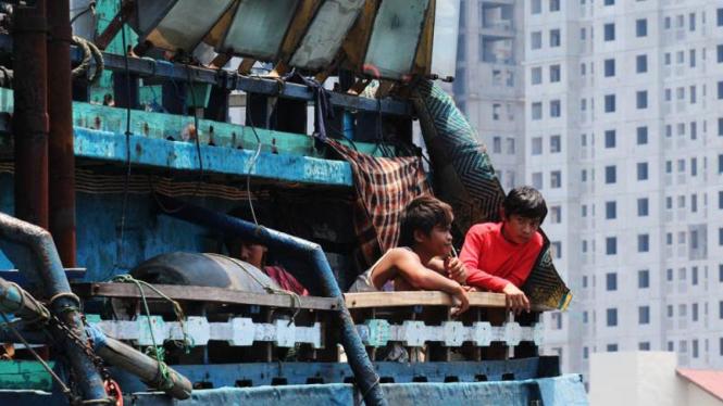 Cuaca Ekstrem Hambat Nelayan