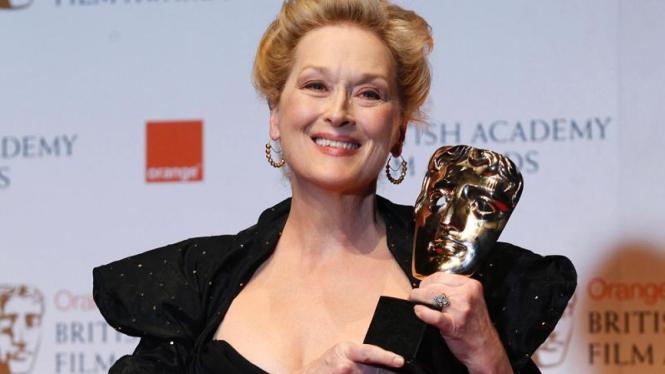 Pemenang BAFTA Awards 2012