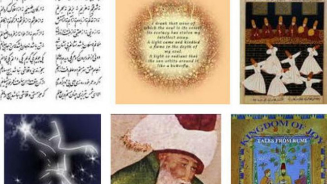 Maulana Jalaluddin Balkhi Rumi